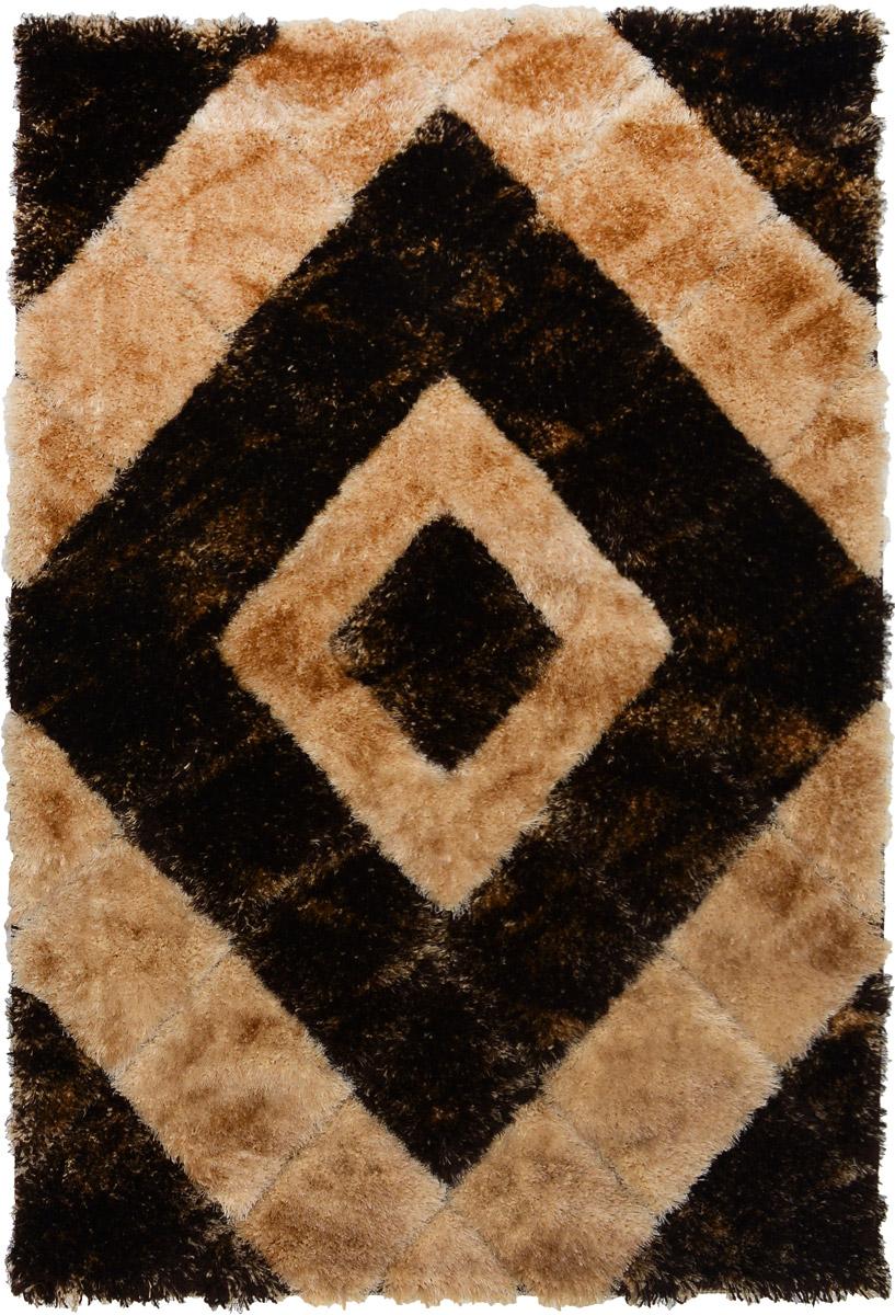 Ковер ART Carpets Триа, прямоугольный, 120 х 180 см203420130212182562Прямоугольный ковер ART Carpets Триа изготовлен из 100% полиэстера. Структура волокна гладкая, поэтому грязь не будет въедаться и скапливаться на ворсе. Практичный и износоустойчивый ворс не истирается и не накапливает статическое электричество. Ковер обладает хорошими показателями теплостойкости и шумоизоляции. Оригинальный рисунок позволит гармонично оформить интерьер комнаты, гостиной или прихожей. За счет невысокого ворса ковер легко чистить. При надлежащем уходе ковер прослужит долго, не утратив ни яркости узора, ни блеска ворса, ни упругости. Самый простой способ избавить изделие от грязи - пропылесосить его с обеих сторон (лицевой и изнаночной). Хранить рекомендуется в свернутом рулоном виде.