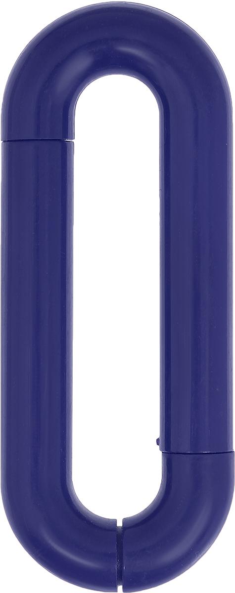 Эврика Ручка шариковая Звено цвет корпуса синий610842Оригинальная шариковая ручка Эврика выполнена в виде звена цепи.Такая ручка станет отличным подарком и незаменимым аксессуаром, она удивит и порадует получателя.Стержень синий, несменяемый.