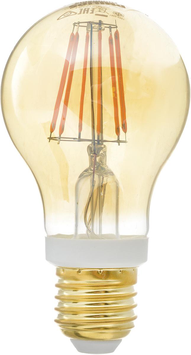 Лампа светодиодная Philips LED bulb, цоколь E27, 7,5W, 2000KC0044108Современные светодиодные лампы LED bulb экономичны, имеют долгий срок службы и мгновенно загораются, заполняя комнату светом. Лампа классической формы и высокой яркости позволяет создать уютную и приятную обстановку в любой комнате вашего дома.Светодиодные лампы потребляют на 88 % меньше электроэнергии, чем обычные лампы накаливания, излучая при этом привычный и приятный теплый свет. Срок службы светодиодной лампы LED bulb составляет до 15 000 часов, что соответствует общему сроку службы пятнадцати ламп накаливания. Благодаря чему менять лампы приходится значительно реже, что сокращает количество отходов.Напряжение: 220-240 В. Световой поток: 600 lm.Эквивалент мощности в ваттах: 60 Вт.