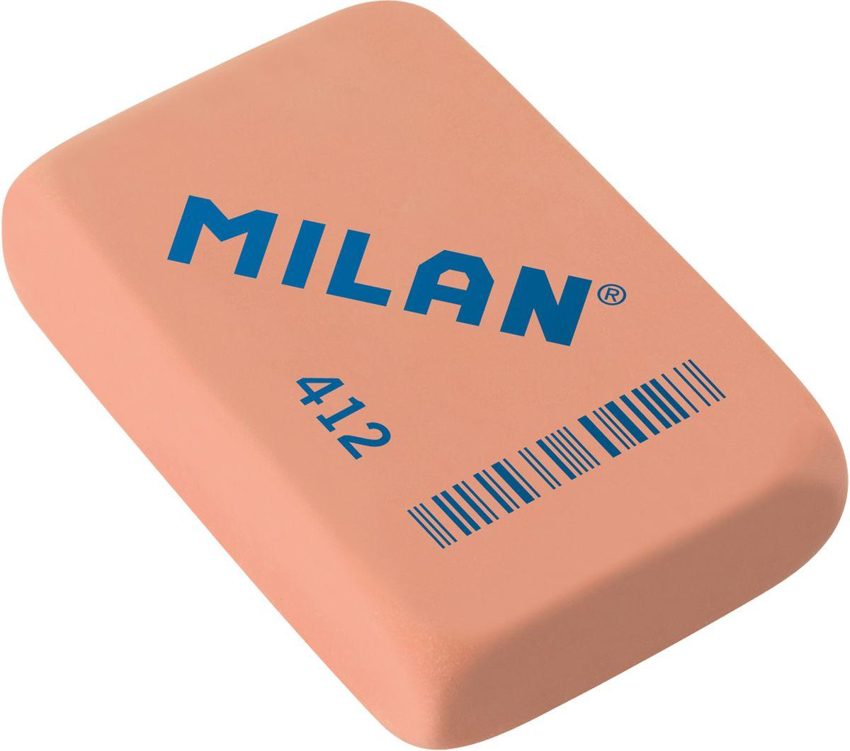 Milan Ластик 412 цвет светло-коралловый72523WDЛастик Milan имеет мягкую структуру, и обладает высокой гибкостью, обеспечивая безупречное стирание.