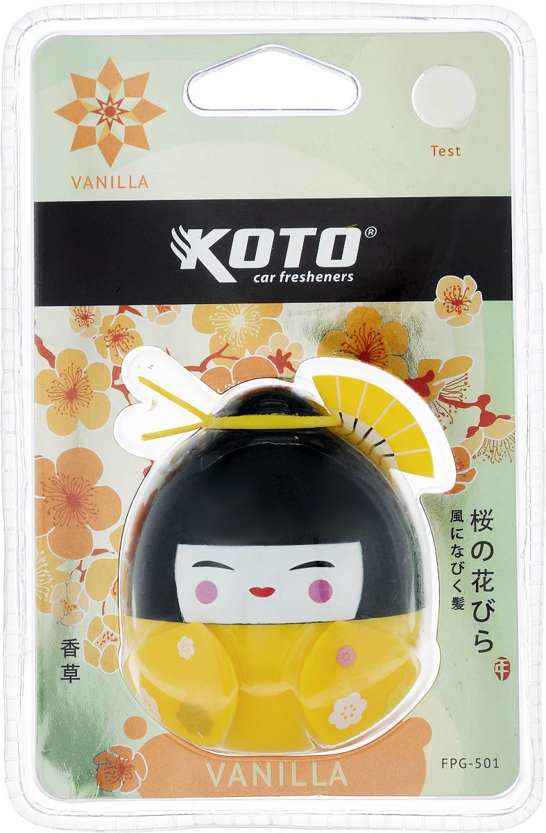Ароматизатор автомобильный Koto