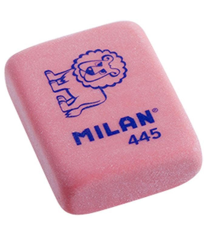 Milan Ластик 445 цвет красныйCMM445_красныйУниверсальный ластик Milan с плотной текстурой может работать с цветными карандашами и чернилами.