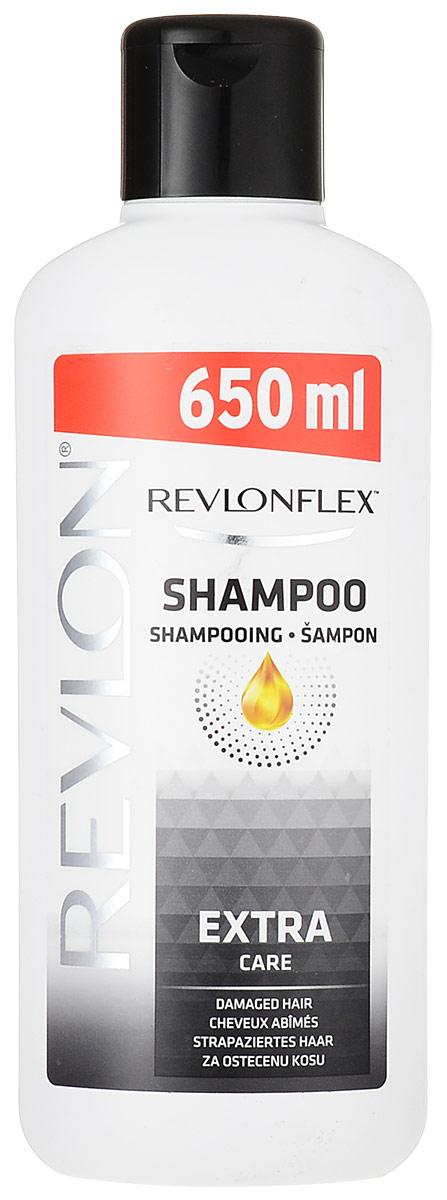 Revlon Шампунь для сухих поврежденных волос, 650 млFS-00897Шампунь для сухих и поврежденных волос Revlon Flex содержит керамиды и косметические полимеры, которые питают и восстанавливают поврежденные волосы до самых кончиков.
