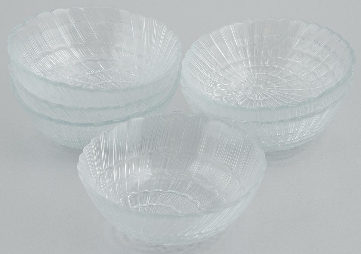 Набор салатников Pasabahce Atlantis, диаметр 12 см, 6 шт10248/Набор Pasabahce Atlantis состоит из 6 салатников, выполненных из высококачественного натрий-кальций-силикатного стекла. Такие салатники прекрасно подойдут для сервировки стола и станут достойным оформлением для ваших любимых блюд. Высокое качество и функциональность набора позволят ему стать достойным дополнением к вашему кухонному инвентарю. Диаметр салатника: 12 см.