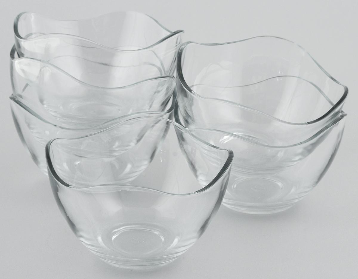 Набор салатников Pasabahce Toscana, диаметр 13 см, 6 шт53893/Набор Pasabahce Toscana состоит из 6 салатников, выполненных из высококачественного натрий-кальций-силикатного стекла. Такие салатники прекрасно подойдут для сервировки стола и станут достойным оформлением для ваших любимых блюд. Высокое качество и функциональность набора позволят ему стать достойным дополнением к вашему кухонному инвентарю. Диаметр салатника: 13 см. Высота салатника: 8 см.