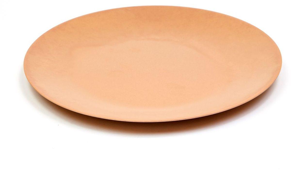 Блюдо MOULINvilla, цвет: коричневый, диаметр 26 смTSF-06-brБлюдо круглое MOULINvilla изготовлено из природного бамбука, очищенного от вредных примесей. Для окраски используются натуральные пищевые красители. Бамбук, сам по себе, является природным антисептиком. Эта уникальная особенность посуды гарантирует безопасность при эксплуатации и хранении различных видов пищевой продукции. Можно мыть в посудомоечной машине. Не использовать в СВЧ-печах. Можно использовать для горячих и холодных продуктов (диапазон температур: от -20°С до 120°С.