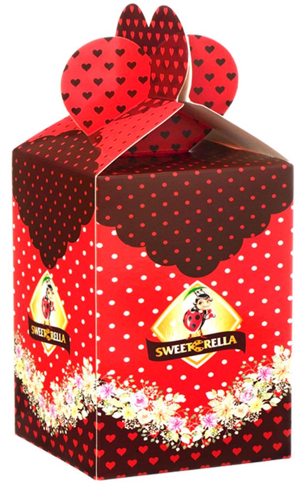 Sweeterella пряники с начинкой глазированные, 300 г ибж003