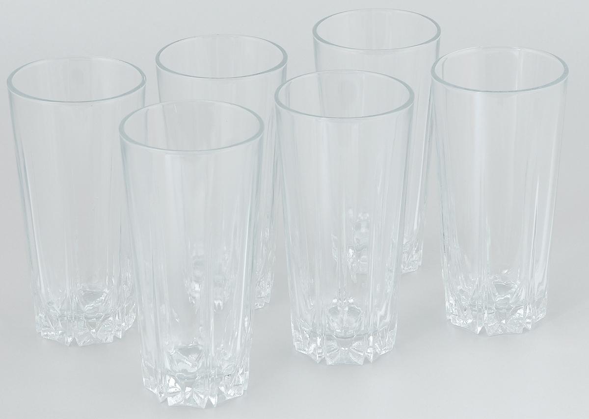 Набор стаканов для коктейлей Pasabahce Karat, 330 мл, 6 шт52888BНабор Pasabahce, состоящий из шести стаканов, несомненно, придется вам по душе. Стаканы предназначены для подачи коктейлей, сока, воды и других напитков. Они изготовлены из прочного высококачественного прозрачного стекла и сочетают в себе элегантный дизайн и функциональность. Благодаря такому набору пить напитки будет еще вкуснее. Набор стаканов Pasabahce идеально подойдет для сервировки стола и станет отличным подарком к любому празднику. Высота стакана: 14 см.