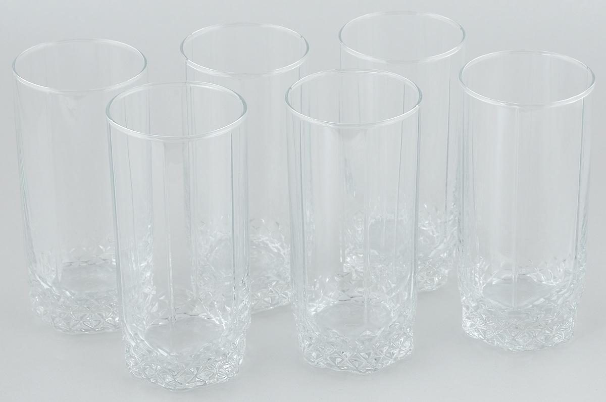 Набор стаканов для пива Pasabahce Valse, 420 мл, 6 шт42949GRBНабор Pasabahce состоит из шести стаканов, выполненных из прочного натрий-кальций-силикатного стекла. Стаканы, оснащенные утолщенным дном, предназначены для подачи пива. Такой набор прекрасно подойдет для любителей пенного напитка. Высота стакана: 15 см.