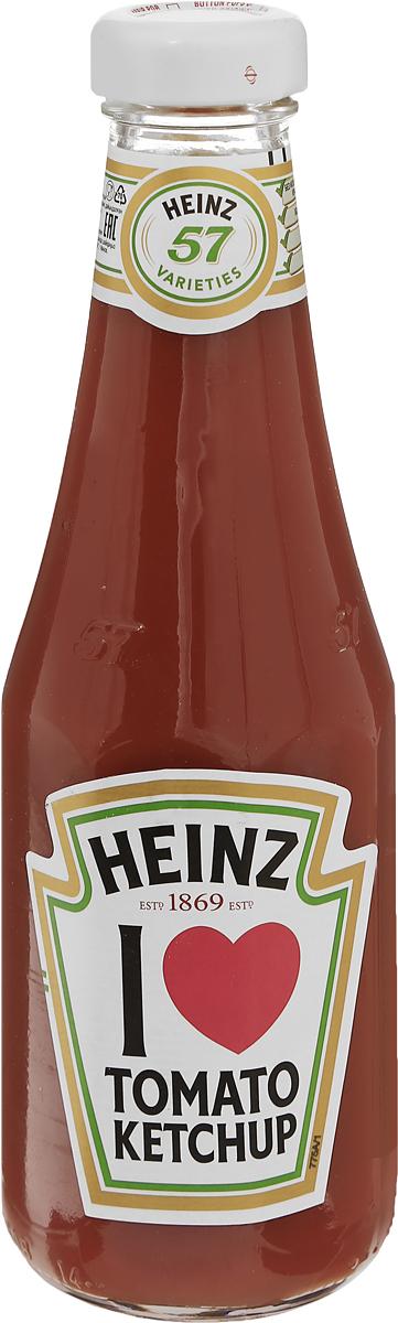 Heinz кетчуп Томатный, 342 г76003232Густой томатный кетчуп Heinz в стеклянной бутылке - традиционный рецепт, который уже 140 лет радует потребителя классическим вкусом кетчупа с густой консистенцией. Кетчуп разбавлен ароматом гвоздики и других пряных специй. В изготовлении продукта применяется томатная паста из свежих помидоров. Уважаемые клиенты! Обращаем ваше внимание, что полный перечень состава продукта представлен на дополнительном изображении.