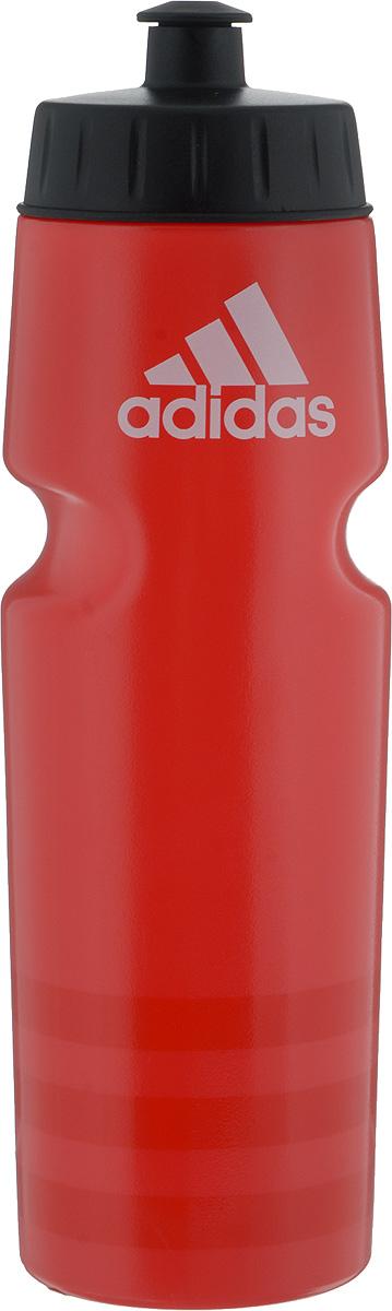 Бутылка для воды Adidas Ace Bottle, цвет: красный, 750 млS99047Стильная бутылка для воды Adidas Ace Bottle, изготовленная из 100% литого полиэтилена, оснащена крышкой, которая плотно и герметично закрывается. Широкое отверстие позволяет удобно наливать жидкость и добавлять лед. Бутылка оснащена просто открывающимся и, в то же время, надежным защитным клапаном. Употребление достаточного количества жидкости - важная часть спортивного режима. Благодаря эргономичной форме эту бутылку удобно носить в руках. Компактный дизайн. Подходит к большинству велосипедных холдеров.