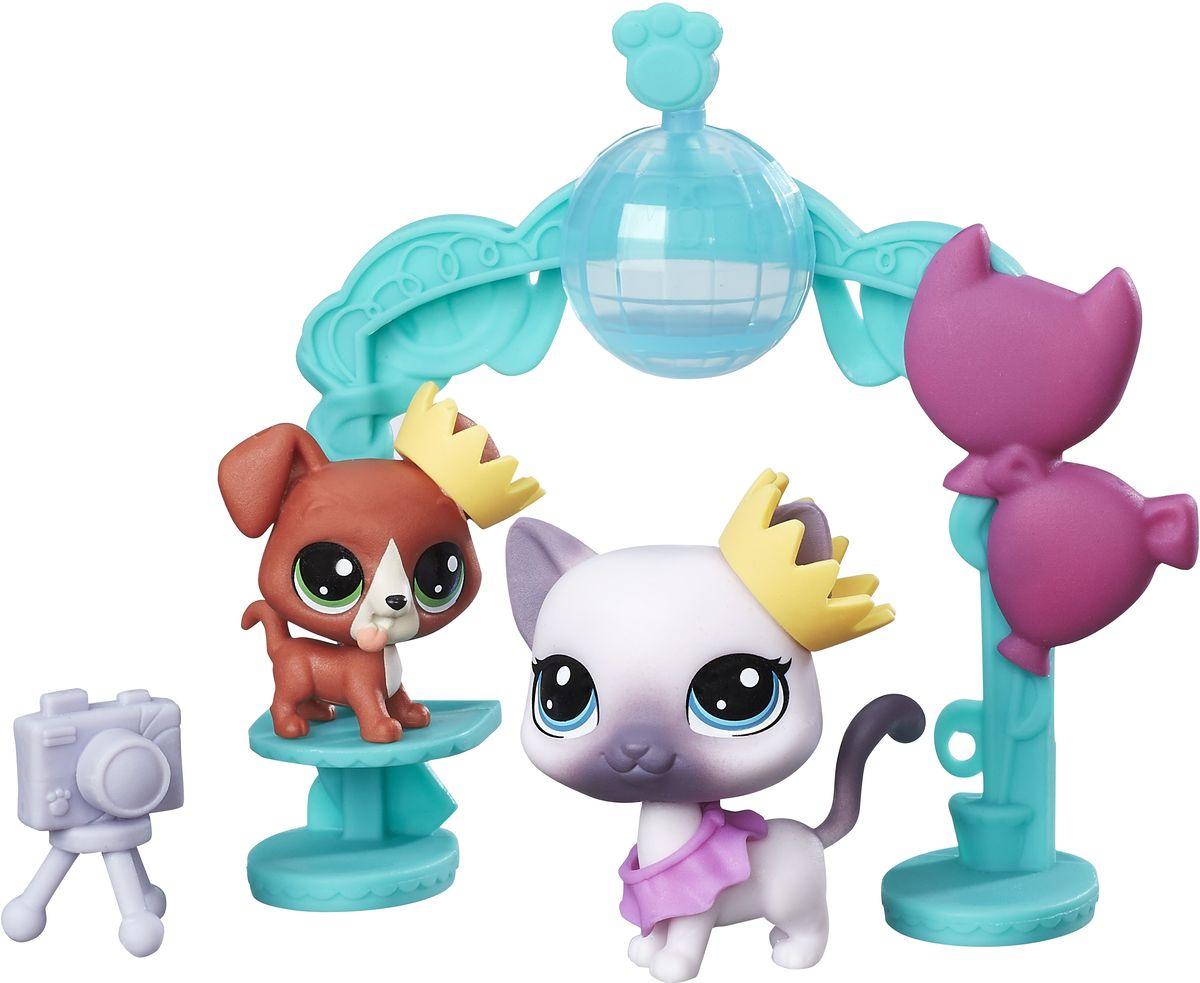 Littlest Pet Shop Игровой набор Чудесные приключения