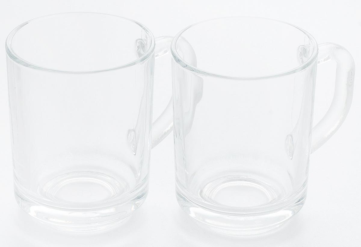 Набор кружек Pasabahce Pub, 250 мл, 2 шт55029BTНабор Pasabahce Pub состоит из двух кружек, выполненных из натрий-кальций-силикатного стекла. Изделия оснащены удобными ручками. Кружки сочетают в себе изысканный дизайн и функциональность. Благодаря такому набору пить напитки будет еще вкуснее. Набор кружек Pasabahce Pub прекрасно оформит праздничный стол и создаст приятную атмосферу за ужином. Такой набор также станет хорошим подарком к любому случаю. Кружки можно мыть в посудомоечной машине и использовать в микроволновой печи до +70°С.