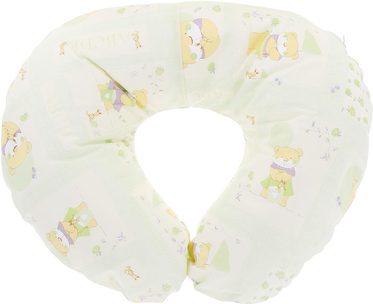 Plantex Подушка для кормящих и беременных мам Comfy Small Мишка1030/салатовый/мишка/зайчикМногофункциональная подушка Plantex Comfy Small. Мишка идеальна для удобства ребенка и его родителей. Зачастую именно эта модель называется подушкой для беременных. Ведь она создана именно для будущих мам с учетом всех анатомических особенностей в этот период. На любом сроке беременности она бережно поддержит растущий животик и поможет сохранить комфортное и безопасное положение во время сна. Также подушка идеально подходит для кормления уже появившегося малыша. Позже многофункциональная подушка поможет ему сохранить равновесие при первых попытках сесть. Чехол подушки выполнен из 100% хлопка и снабжен застежкой-молнией, что позволяет без труда снять и постирать его. Наполнителем подушки служат полистироловые шарики - экологичные, не деформируются сами и хорошо сохраняют форму подушки. Подушка для кормящих и беременных мам Plantex Comfy Small. Мишка - это удобная и практичная вещь, которая прослужит вам долгое время. Подушка поставляется в сумке-чехле. При...