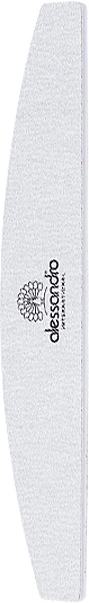 Alessandro Профессиональная пилка для маникюра03-002Для создания идеальных ногтей нужны идеальные инструменты.Абразивность 100/150 грит.Профессиональная пилка для свободного края и придания формы искусственным ногтям.Моющаяся и многофункциональная.2 степени жесткости.