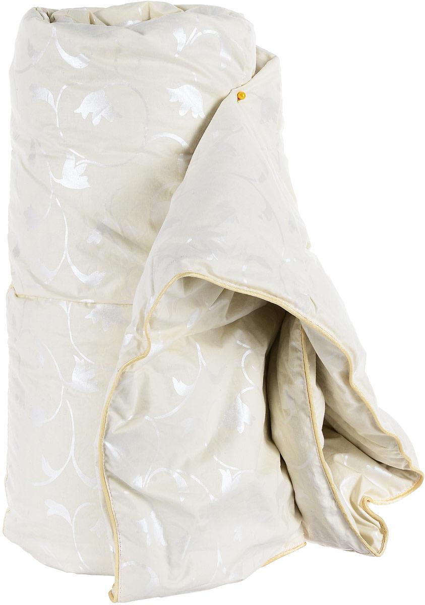 Легкие сны Одеяло детское легкое Камелия наполнитель гусиный пух 110 см x 140 см110(15)02-ЛОЛегкое детское одеяло Легкие сны Камелия поможет расслабиться, снимет усталость и подарит вам спокойный и здоровый сон. Одеяло наполнено гусиным пухом первой категории. Кассетное распределение пуха способствует сохранению формы и воздушности изделия. Легкое пуховое одеяло - универсальный вариант на осень, весну и лето. Облегченное исполнение гарантирует воздушность и терморегуляцию. Одеяло позволяет коже дышать, обеспечивая здоровый сон и полное восстановление сил на утро. Чехол одеяла выполнен из тика. Это натуральная хлопчатобумажная ткань, отличающаяся высокой плотностью, идеально подходит для пухо-перовых изделий, так как устойчива к проколам и разрывам, а также отличается долговечностью в использовании. Одеяло простегано и отделано по краю шелковым кантом золотистого цвета. Уход: деликатная стирка при температуре воды до 30°C, не отбеливать, не гладить, разрешается обычная сухая чистка с использованием тетрахлорэтилена и всех растворителей, ...