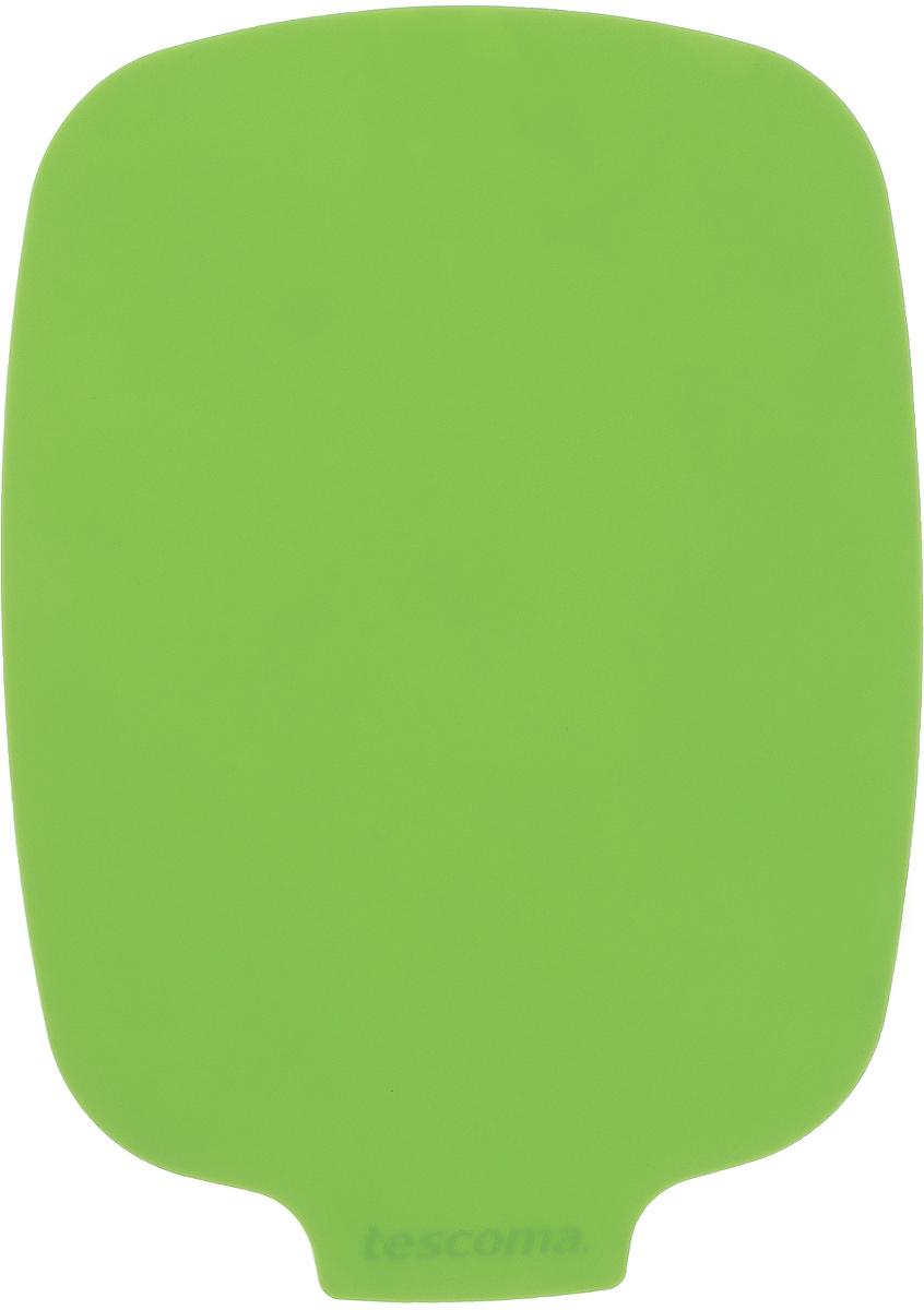 Подставка Tescoma Handy, суперприлипающая, с чехлом, 12,5 х 17 смVT-1520(SR)Суперприлипающая подставка Tescoma Handy, выполненная из силикона, подходит для стабильного и безопасного закрепления кухонного оборудования с присоской к кухонному столу с пористой, неровной и не идеально гладкой поверхностью (дерево, ламинат, искусственный камень, керамика). Изделие идеально для мясорубки, мельницы для панировочных сухарей, очистителя гороха HANDY, а также для остальных кухонных приборов с присоской.В комплект входит защитный чехол, изготовленный из пластика.Изделие чистить под проточной водой, после чистки хорошо высушить.Размер подставки: 12,5 х 17 см.Размер чехла (в сложенном виде): 18,5 х 13,5 х 1 см.