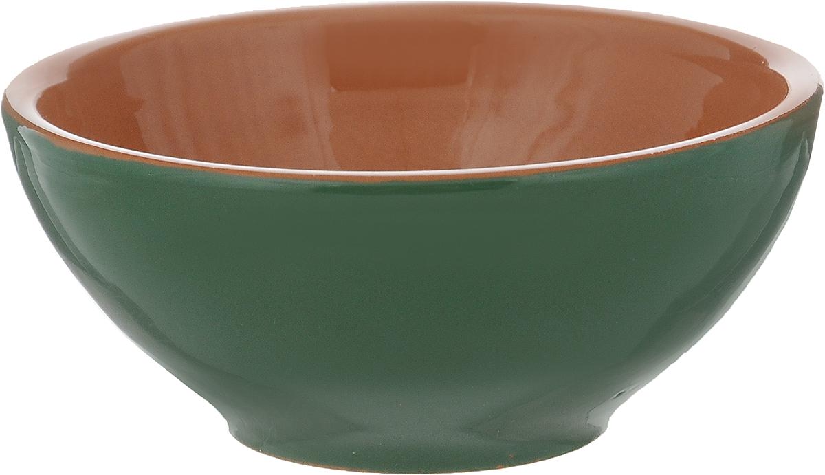 Розетка для варенья Борисовская керамика Радуга, цвет: зеленый, светло-коричневый, 200 млРАД00000513_зеленый, светло-коричневыйРозетка для варенья Борисовская керамика Радуга изготовлена из высококачественной керамики. Изделие отлично подойдет для подачи на стол меда, варенья, соуса, сметаны и многого другого. Такая розетка украсит ваш праздничный или обеденный стол, а яркое оформление понравится любой хозяйке. Можно использовать в духовке и микроволновой печи. Диаметр (по верхнему краю): 10 см. Высота: 4,5 см. Объем: 200 мл.