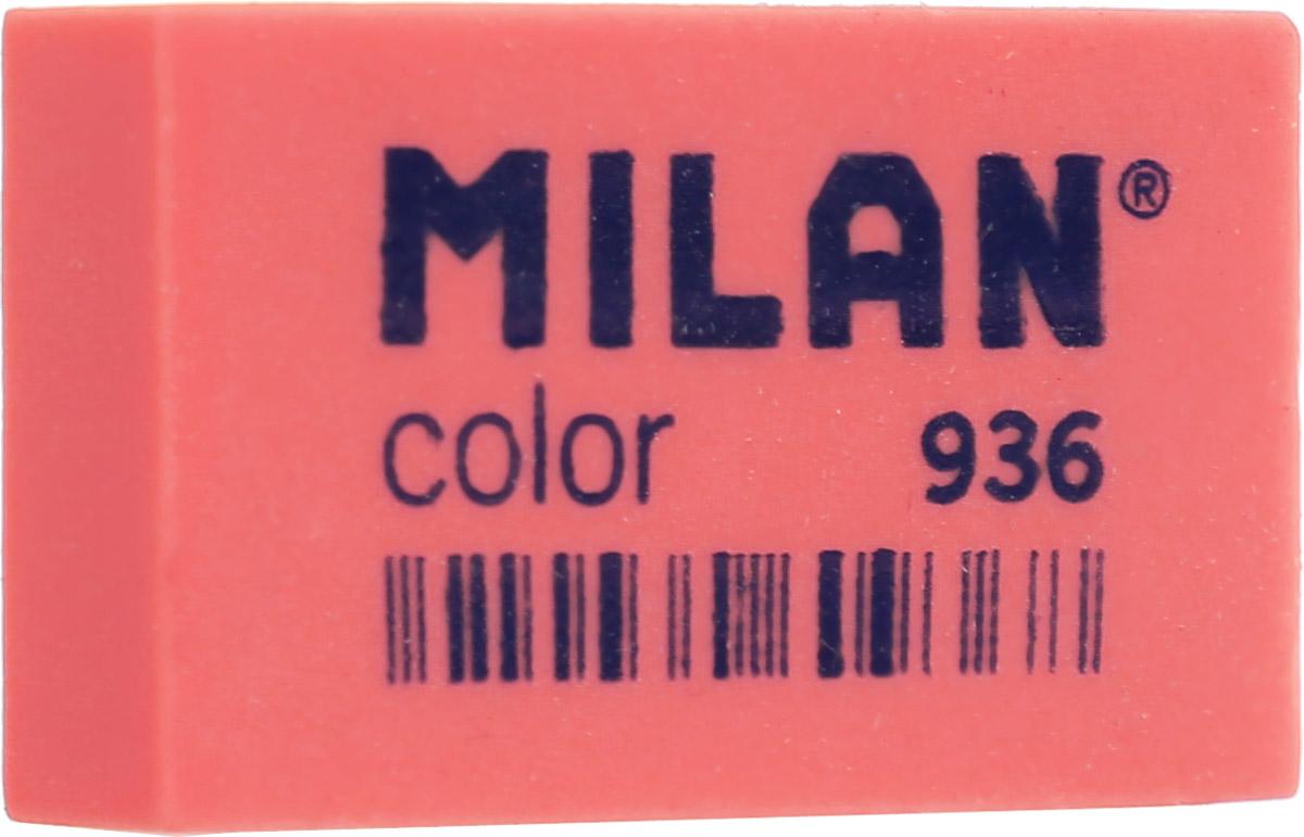 Milan Ластик Color 936 прямоугольный цвет коралловыйCPM936_коралловыйЛастик Milan Color 936 предназначен для удаления графитных и цветных карандашей любой твердости. Наиболее эффективный для точного и аккуратного удаления контуров и штрихов.