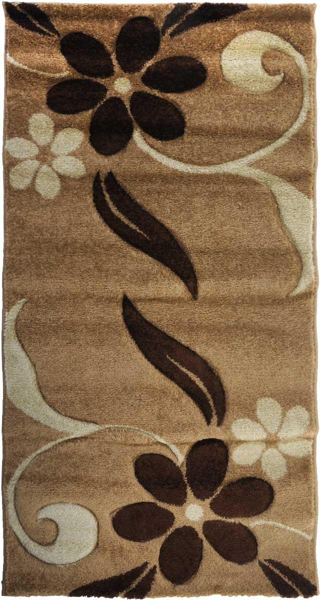 Ковер Mutas Carpet Карма, 80 х 150 см. 1320KA201209050946141320KA20120905094614Ковер Mutas Carpet, изготовленный из высококачественного материала, прекрасно подойдет для любого интерьера. За счет прочного ворса ковер легко чистить. При надлежащем уходе синтетический ковер прослужит долго, не утратив ни яркости узора, ни блеска ворса, ни упругости. Самый простой способ избавить изделие от грязи - пропылесосить его с обеих сторон (лицевой и изнаночной). Влажная уборка с применением шампуней и моющих средств не противопоказана. Хранить рекомендуется в свернутом рулоном виде.