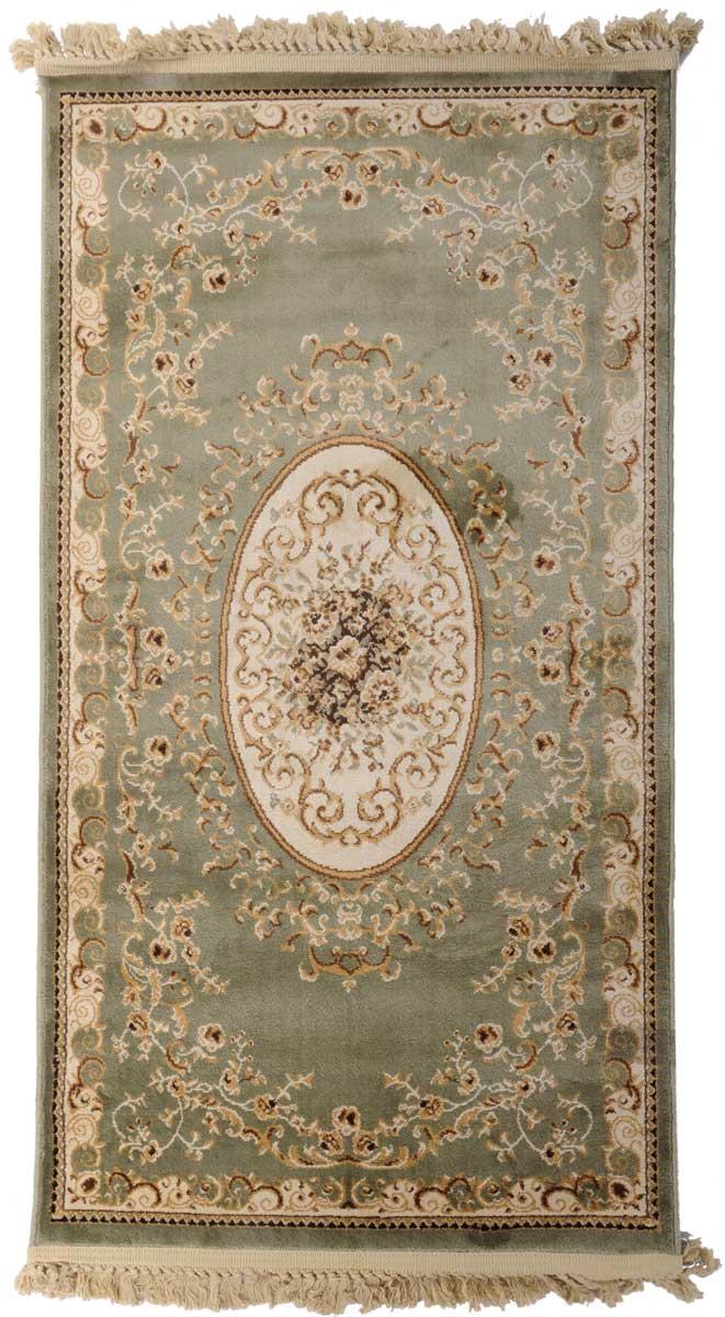 Ковер Mutas Carpet Силк, 80 х 150 см. 26811Т2012101815541126811Т20121018155411Ковер Mutas Carpet, изготовленный из высококачественного материала, прекрасно подойдет для любого интерьера. За счет прочного ворса ковер легко чистить. При надлежащем уходе синтетический ковер прослужит долго, не утратив ни яркости узора, ни блеска ворса, ни упругости. Самый простой способ избавить изделие от грязи - пропылесосить его с обеих сторон (лицевой и изнаночной). Влажная уборка с применением шампуней и моющих средств не противопоказана. Хранить рекомендуется в свернутом рулоном виде.