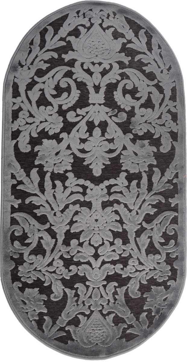 Ковер ART Carpets Платин, 80 х 150 см. 203420130212182817FS-91909Ковер ART Carpets, изготовленный из высококачественного материала, прекрасно подойдет для любого интерьера. За счет прочного ворса ковер легко чистить. При надлежащем уходе синтетический ковер прослужит долго, не утратив ни яркости узора, ни блеска ворса, ни упругости. Самый простой способ избавить изделие от грязи - пропылесосить его с обеих сторон (лицевой и изнаночной). Влажная уборка с применением шампуней и моющих средств не противопоказана. Хранить рекомендуется в свернутом рулоном виде.