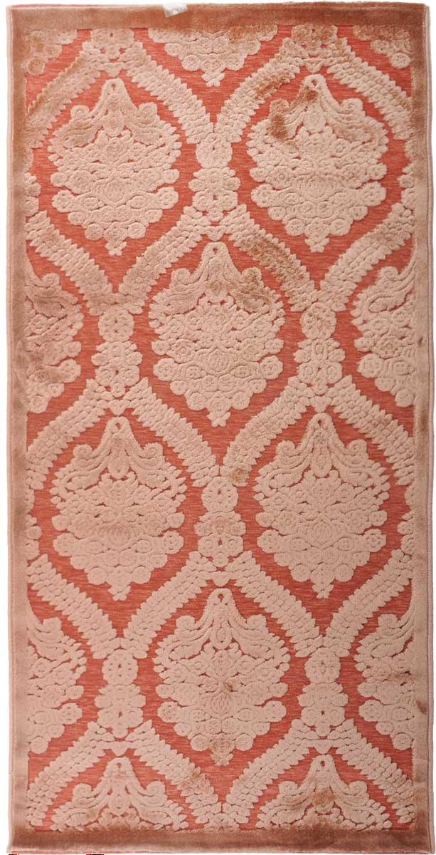 Ковер ART Carpets Платин, 80 х 150 см. 203420130212182822203420130212182822Ковер ART Carpets, изготовленный из высококачественного материала, прекрасно подойдет для любого интерьера. За счет прочного ворса ковер легко чистить. При надлежащем уходе синтетический ковер прослужит долго, не утратив ни яркости узора, ни блеска ворса, ни упругости. Самый простой способ избавить изделие от грязи - пропылесосить его с обеих сторон (лицевой и изнаночной). Влажная уборка с применением шампуней и моющих средств не противопоказана. Хранить рекомендуется в свернутом рулоном виде.