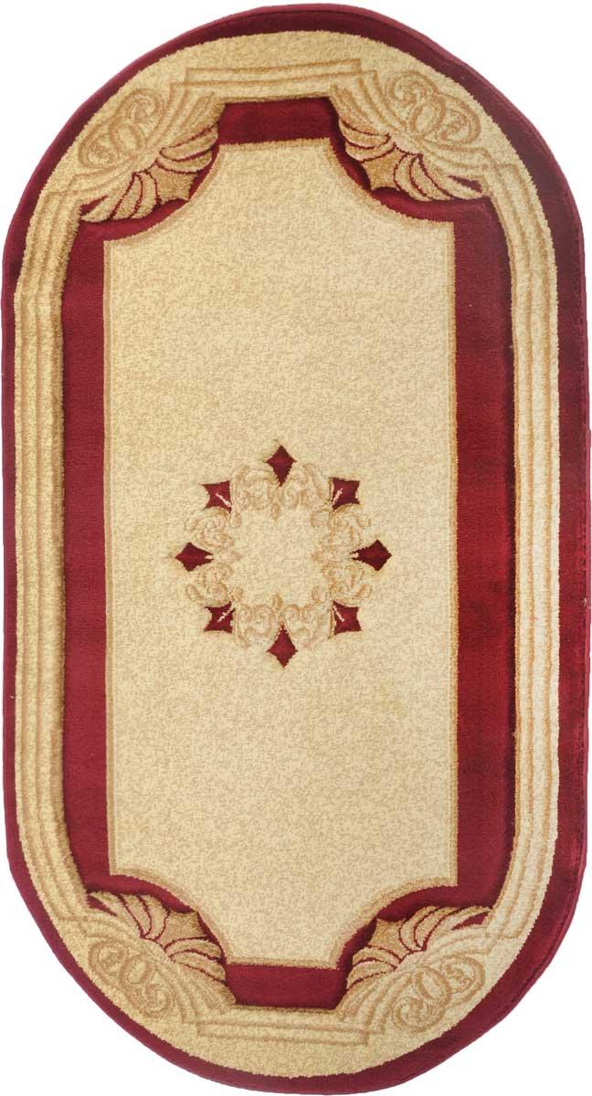 Ковер Mutas Carpet Карвинг, 80 х 150 см. 70683012200Ковер Mutas Carpet, изготовленный из высококачественного материала, прекрасно подойдет для любого интерьера. За счет прочного ворса ковер легко чистить. При надлежащем уходе синтетический ковер прослужит долго, не утратив ни яркости узора, ни блеска ворса, ни упругости. Самый простой способ избавить изделие от грязи - пропылесосить его с обеих сторон (лицевой и изнаночной). Влажная уборка с применением шампуней и моющих средств не противопоказана. Хранить рекомендуется в свернутом рулоном виде.