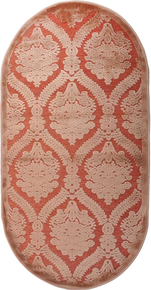 Ковер ART Carpets Платин, 80 х 150 см. 203420130212182825UP210DFКовер ART Carpets, изготовленный из высококачественного материала, прекрасно подойдет для любого интерьера. За счет прочного ворса ковер легко чистить. При надлежащем уходе синтетический ковер прослужит долго, не утратив ни яркости узора, ни блеска ворса, ни упругости. Самый простой способ избавить изделие от грязи - пропылесосить его с обеих сторон (лицевой и изнаночной). Влажная уборка с применением шампуней и моющих средств не противопоказана. Хранить рекомендуется в свернутом рулоном виде.