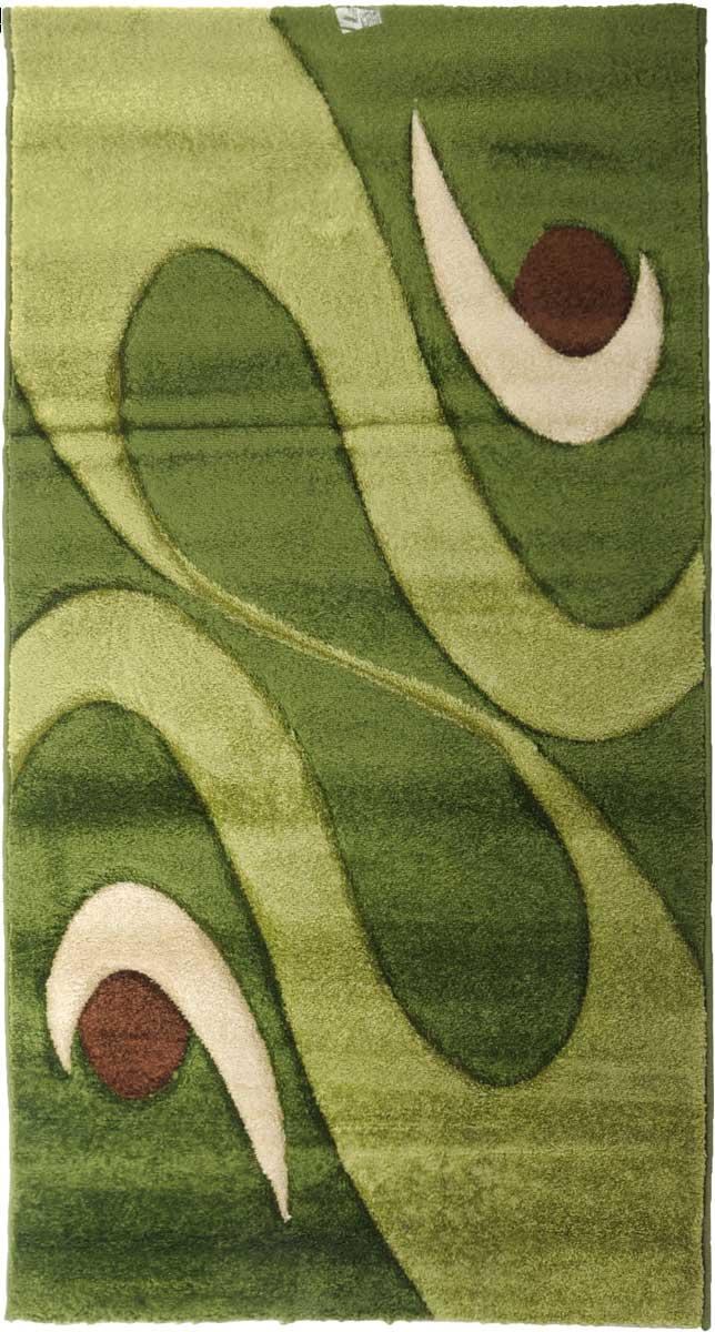Ковер Mutas Carpet Карма, 80 х 150 см. 1004AY201209050958181004AY20120905095818Ковер Mutas Carpet, изготовленный из высококачественного материала, прекрасно подойдет для любого интерьера. За счет прочного ворса ковер легко чистить. При надлежащем уходе синтетический ковер прослужит долго, не утратив ни яркости узора, ни блеска ворса, ни упругости. Самый простой способ избавить изделие от грязи - пропылесосить его с обеих сторон (лицевой и изнаночной). Влажная уборка с применением шампуней и моющих средств не противопоказана. Хранить рекомендуется в свернутом рулоном виде.