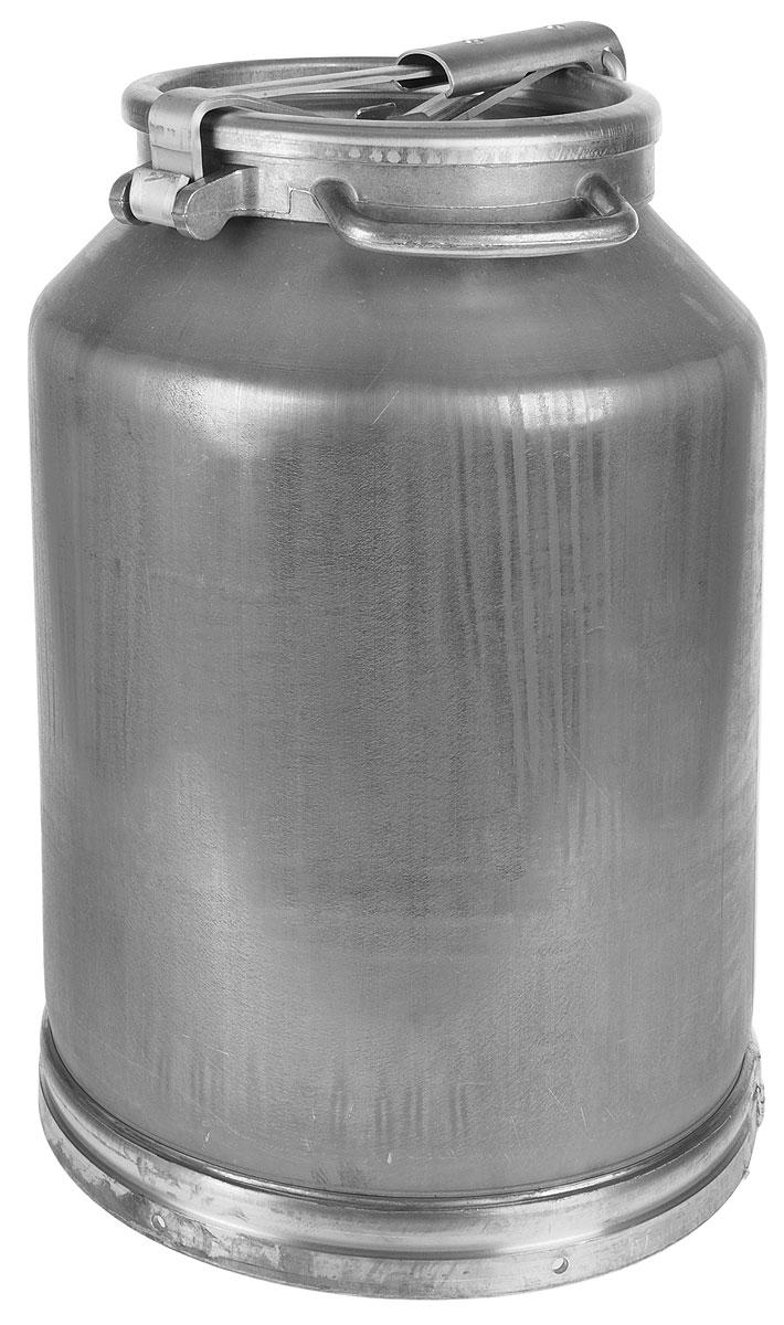 Фляга Калитва, 40 л16404Фляга изготовлена из высококачественного листового алюминия. Изделие предназначено для транспортировки или хранения молока и молочных продуктов. Фляга имеет прочные стенки, что не маловажно при перевозке содержимого. Изделие снабжено удобной крышкой с резиновой прокладкой. Объем: 40 л. Диаметр основания фляги: 35 см. Высота фляги: 54 см. Диаметр горлышка фляги: 22 см.