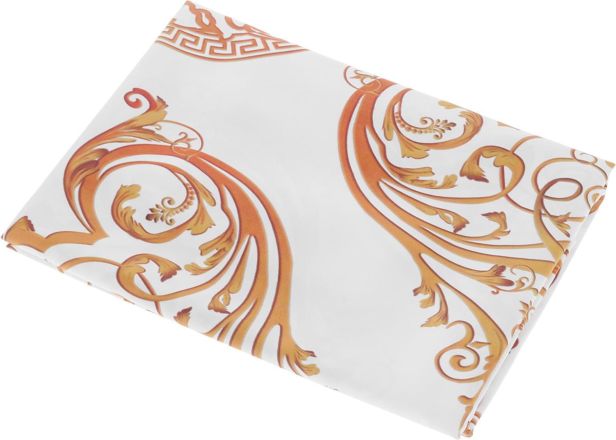 Комплект штор Zlata Korunka Versal, высота 270 см21170Роскошный комплект штор Zlata Korunka Versal, выполненный из полиэстера, великолепно украсит любое окно. Комплект состоит из двух штор. Яркий рисунок и приятная цветовая гамма привлекут к себе внимание и органично впишутся в интерьер помещения. Этот комплект будет долгое время радовать вас и вашу семью!