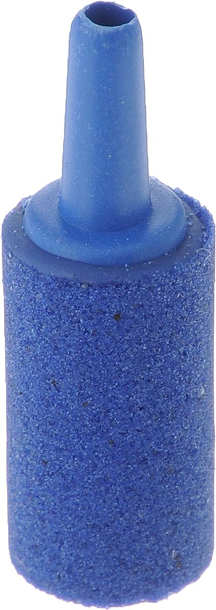 Распылитель воздуха для аквариума Barbus, кварцевый, 1,3 х 2,5 см0120710Распылитель Barbus предназначен для обогащения кислородом и улучшения циркуляции аквариумной воды, а также для получения особо мелких пузырьков. Изготовлен из смеси мелкого кварцевого песка и имеет цилиндрическую форму. Держится на грунте за счет собственного веса. Подходит для пресной и морской воды. Материалы: кварцевый песок, пластик. Размер распылителя: 1,3 х 2,5 см.
