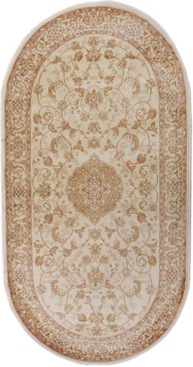 Ковер ART Carpets Арт Сапфир, 80 х 150 см. 203420130212183705ES-412Ковер ART Carpets, изготовленный из высококачественного материала, прекрасно подойдет для любого интерьера. За счет прочного ворса ковер легко чистить. При надлежащем уходе синтетический ковер прослужит долго, не утратив ни яркости узора, ни блеска ворса, ни упругости. Самый простой способ избавить изделие от грязи - пропылесосить его с обеих сторон (лицевой и изнаночной). Влажная уборка с применением шампуней и моющих средств не противопоказана. Хранить рекомендуется в свернутом рулоном виде.