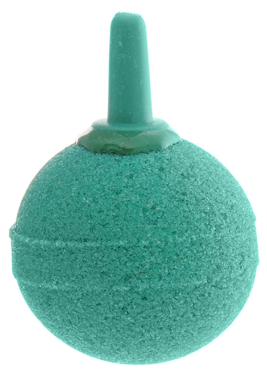 Распылитель воздуха для аквариума Barbus Кварцевый шар, диаметр 2 см присоска резиновая barbus диаметр держателя 1 6 см