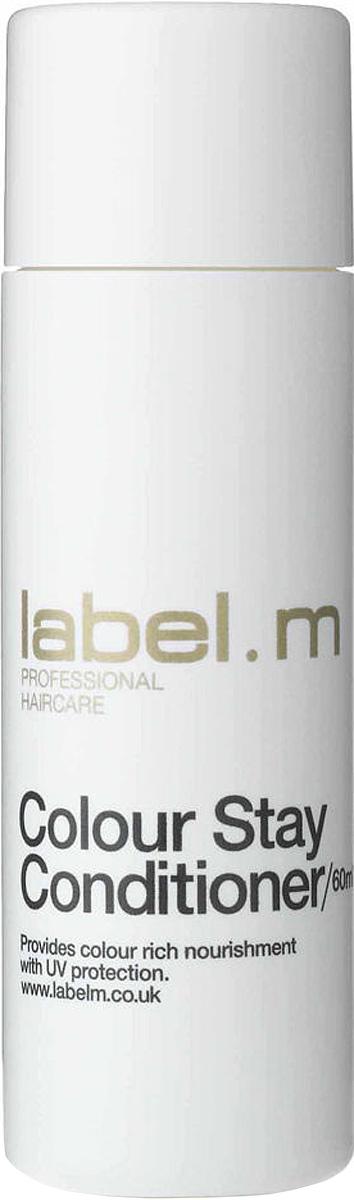 Label.m Кондиционер защита цвета 60 млFS-00103Кондиционер надолго сохраняет цвет окрашенных волос. Содержит жожоба, гидролизованный шелк, алоэ барбадосское и экстракт подсолнечника для интенсивного увлажнения. Комплекс Enviroshield защищает цвет, а также предотвращает повреждение во время укладки и защищает от УФ лучей.