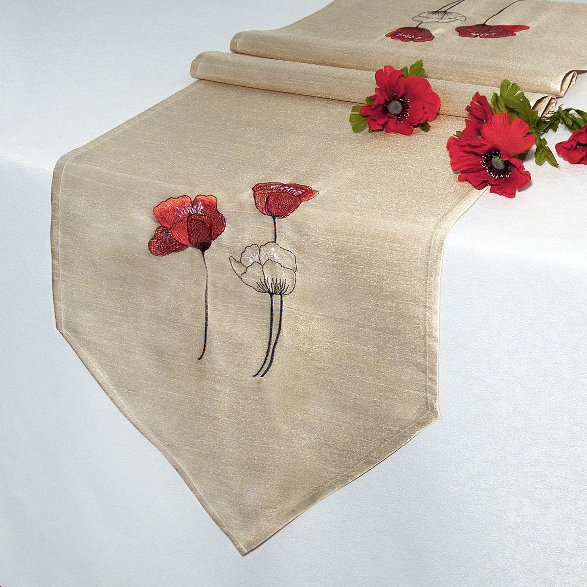 Дорожка для декорирования стола Schaefer, 40x160 см. 07201-25407201-254
