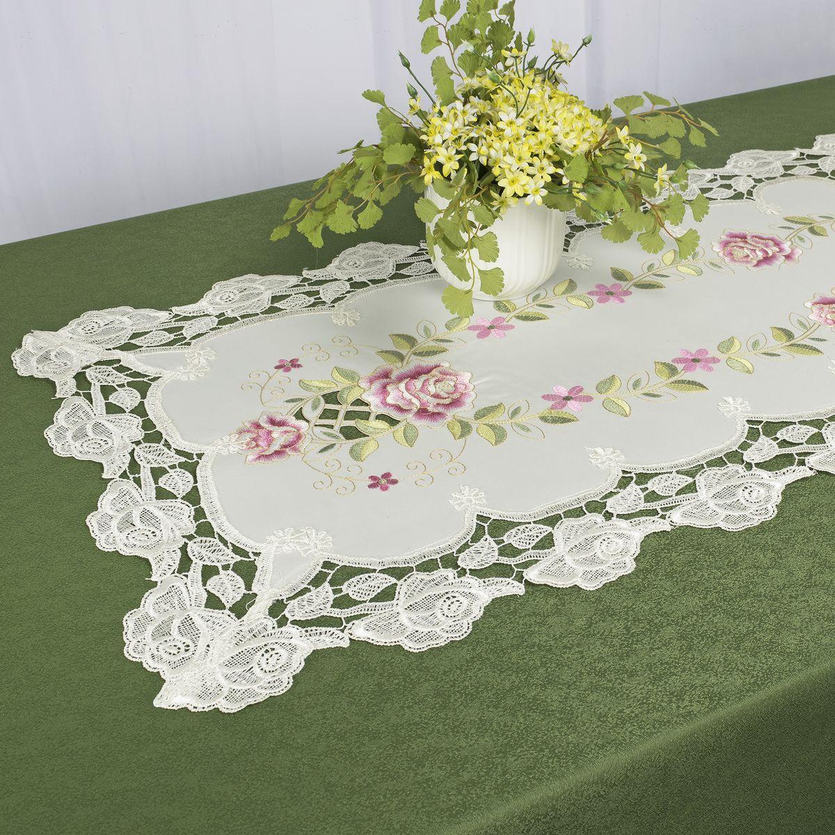 Дорожка для декорирования стола Schaefer, 40x110 см. 07686-23307686-233