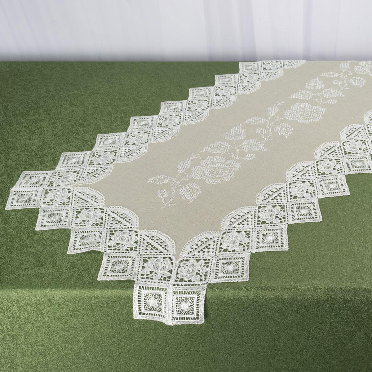 Дорожка для декорирования стола Schaefer, 40x100 см. 07701-20207701-202