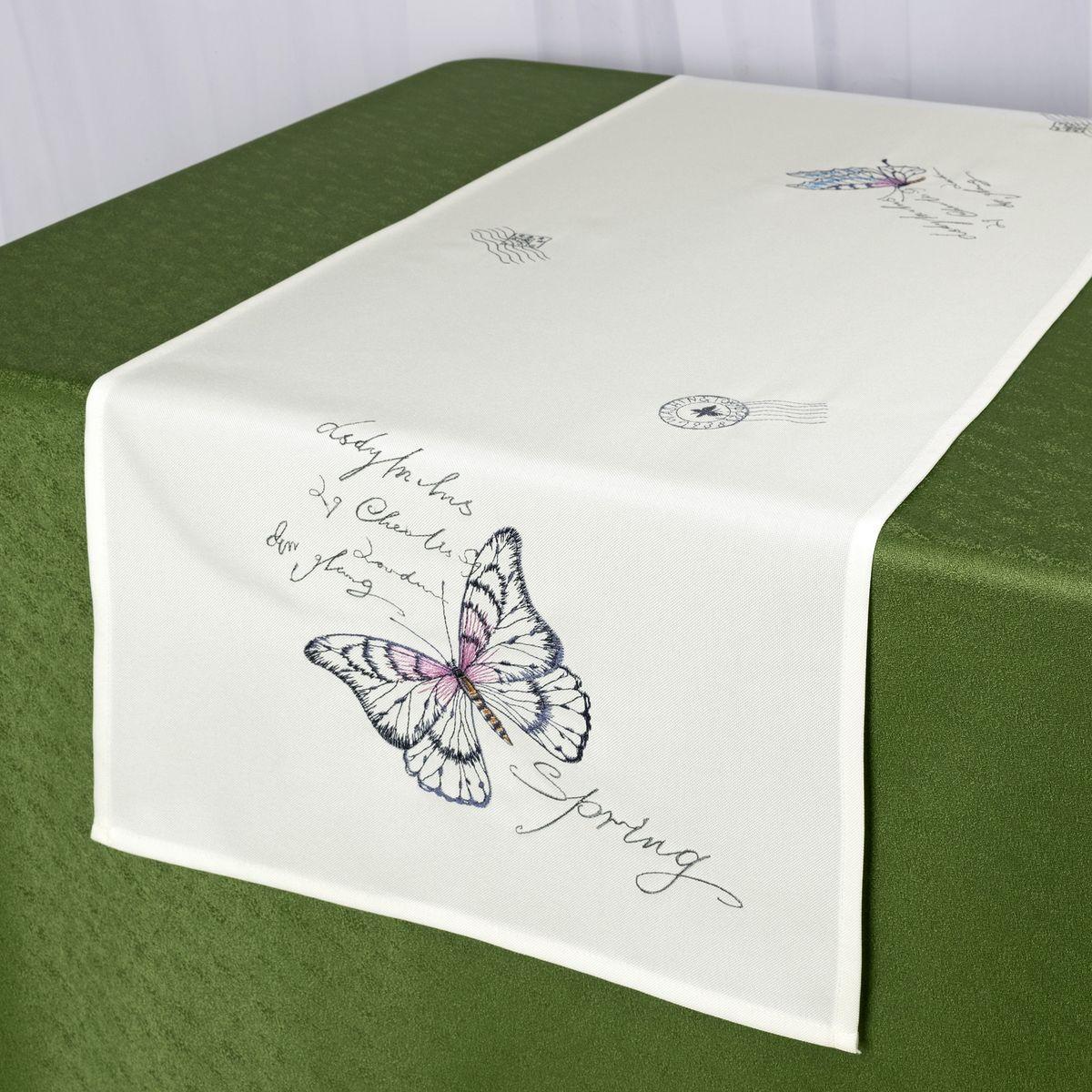 Дорожка для декорирования стола Schaefer, 40x140 см. 07730-21107730-211