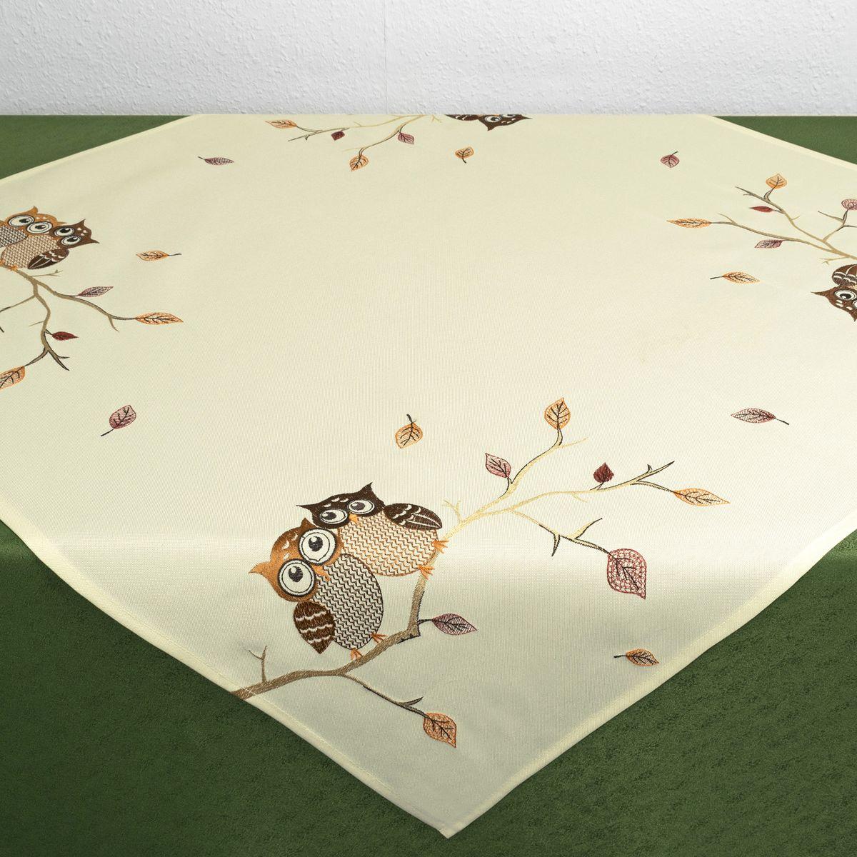 Скатерть Schaefer , квадратная, 85 х 85 см. 07789-10007789-100