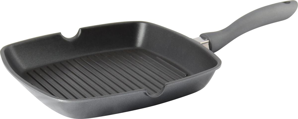 """Сковорода-гриль Polaris """"Adore-28G"""", диаметр 28 см"""