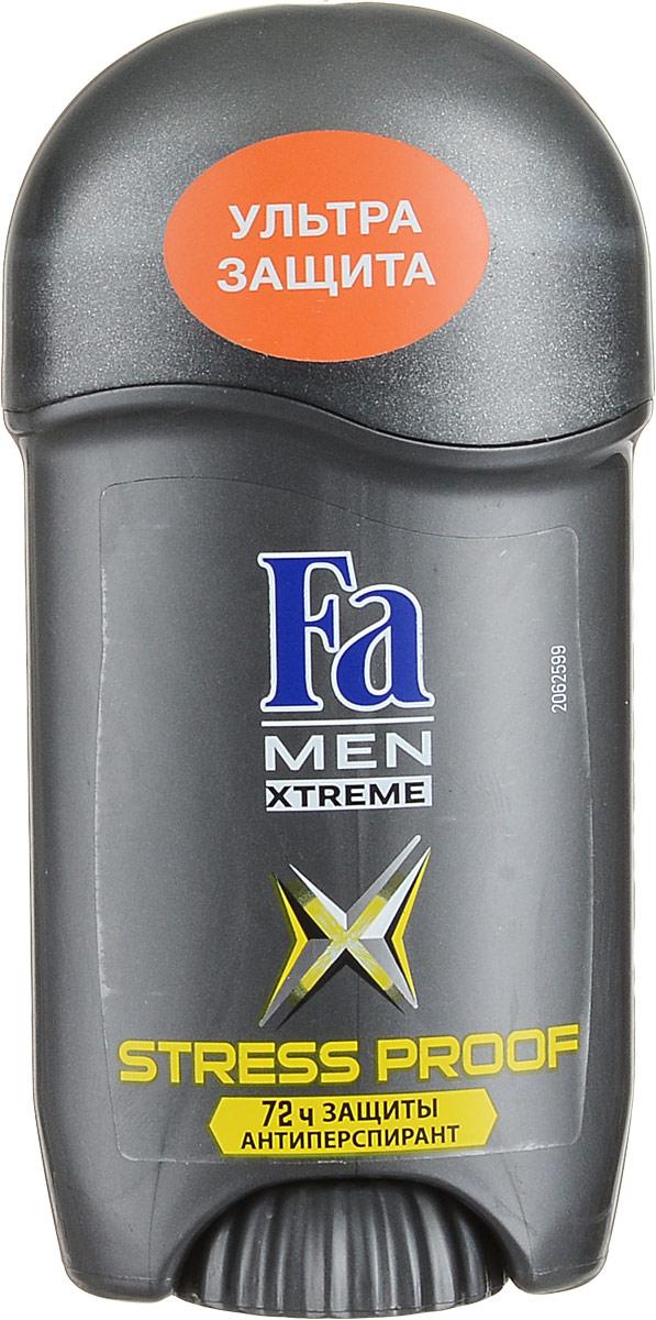 Fa Men Дезодорант-стик Xtreme Activated Stress Proof, мужской, 50 мл12126551Fa Men Xtreme Activated Stress Proof - надежная защита даже в самых стрессовых ситуациях! Благодаря уникальной технологии део-защита начинает работать во время выработки адреналина. 72 часа высокоэффективной защиты против влажности и запаха пота. 0% спирта. Дерматологически протестировано. Характеристики: Объем: 50 мл. Артикул: 1812652. Производитель: Германия. Товар сертифицирован.