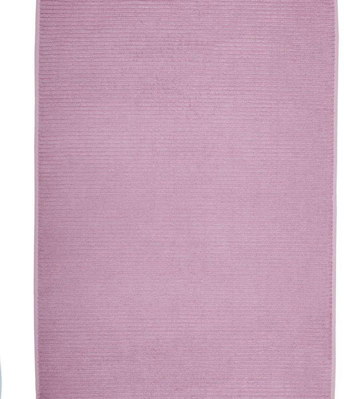 Полотенце махровое TAC Maison Bambu, цвет: сиреневый, 50 x 70 см68/5/2Полотенца ТАС приятно удивляют и дают возможность почувствовать себя творцом окружающего декора. Махровая ткань – официальное название фроте, народное – махра. Фроте – это натуральная ткань, поверхность которой состоит из ворса (петель основных нитей). Ворс может быть как одинарным (односторонним), так и двойным (двусторонним).Размер полотенца: 50 x 70 см.