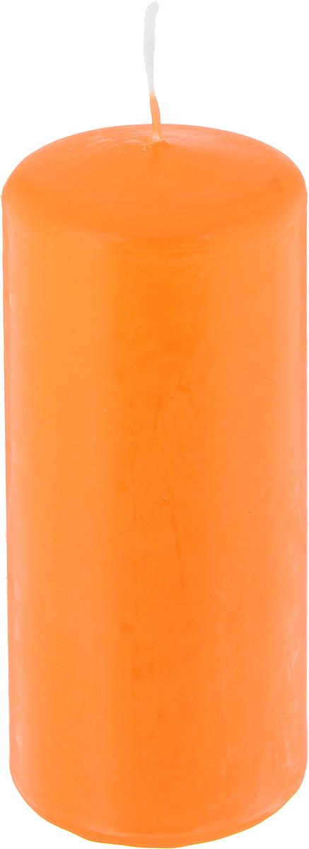 Свеча ароматическая Омский cвечной завод Апельсин, 5 х 5 х 11,5 см337466Ароматическая свеча Омский cвечной завод Апельсин, выполненная из парафина и хлопка, создаст в доме атмосферу тепла и уюта. Свеча приятно смотрится в интерьере, она безопасна и удобна в использовании. Свеча создаст приятное мерцание, а сладкий манящий аромат окутает вас и подарит приятные ощущения. Примерное время горения: 20 часов.