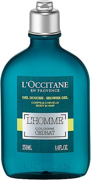 LOccitane Гель для душа Акватический Цедрат 250 мл453377