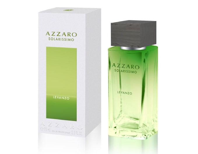 Azzaro Solarissimo Levanzo Men туалетная вода 75 мл14408Ароматические, фужерные. Лимон, маракуйя, базилик, лаванда, кедр, пачули