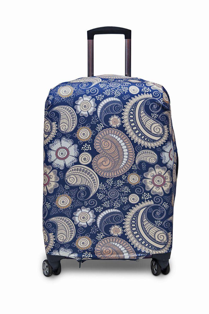Чехол для чемодана Fancy Armor Travel Suit Eco. Немо, размер XL (60-75 см)BP-001 BKЧехол размера XL предназначен для чемоданов высотой 65-75 см. Универсальный эластичный чехол для большого чемодана защищает чемодан и вещи от грязи и повреждений, заменяет пленку в аэропорту и позволяет сэкономить время и деньги на упаковке багажа, а также поможет безошибочно отличить свой чемодан.Запатентованная выкройка обеспечивает идеальную посадку, а высокое качество пошива и используемых материалов (ткань плотностью 240г/м2) гарантирует долгую службу чехла. Обработанные силиконовой резинкой вырезы специальной формы обеспечивают удобный доступ ко всем ручкам чемодана..