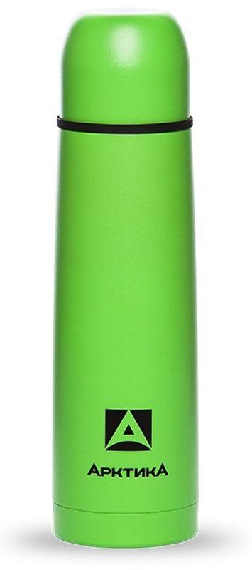 Термос Арктика, с узким горлом, классический, цвет: зеленый, 0,5 лТермос 102-500з АрктикаТЕРМОС С УЗКИМ ГОРЛОМ, КЛАССИЧЕСКИЙ Назначение Для напитков, Материал Пищевая нержавеющая сталь 18/8, Держит тепло/холод (ч) 18, Объем (мл) 500 мл
