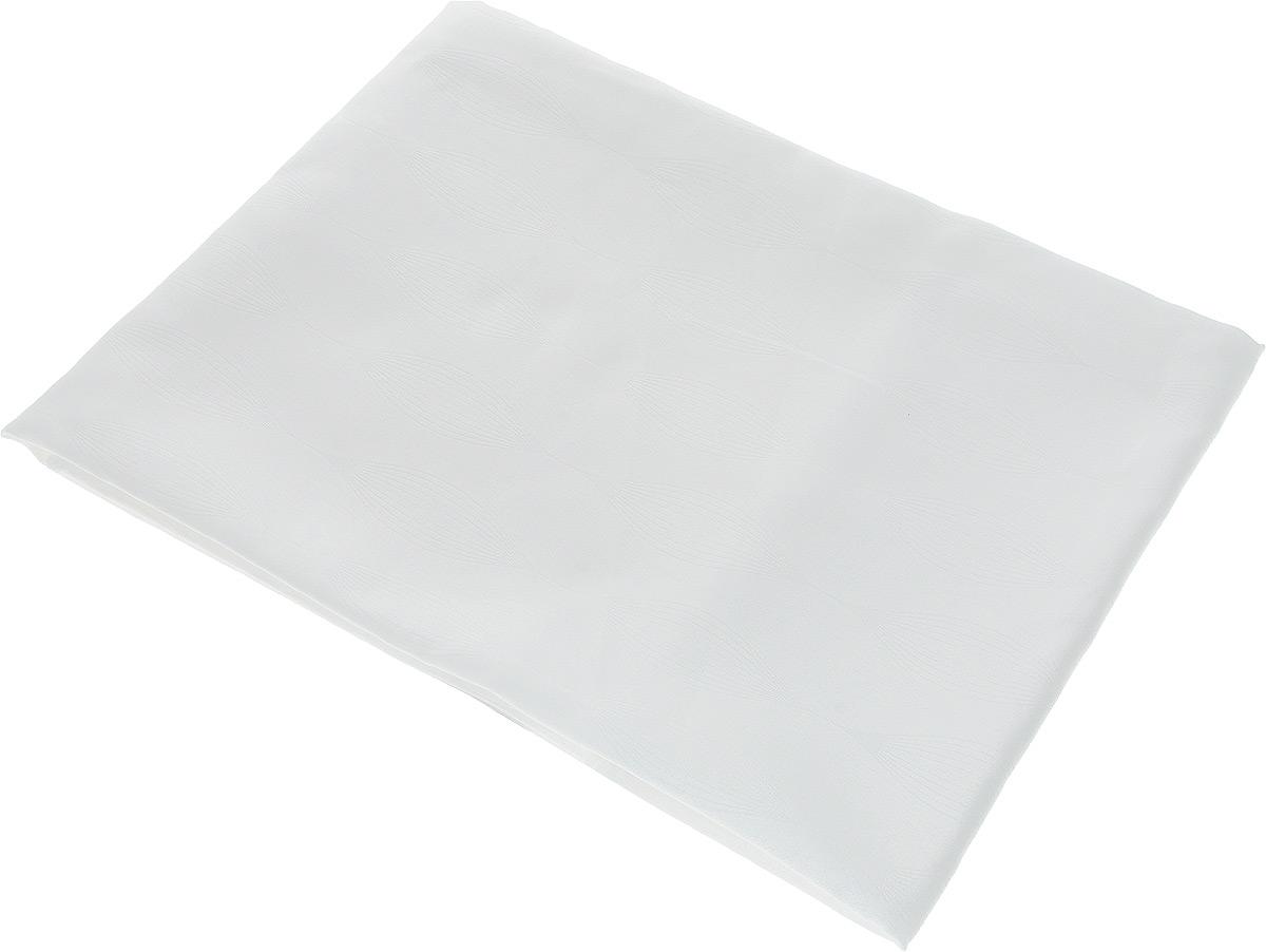 Скатерть Schaefer, квадратная, цвет: белый, 150 х 150 см. 07732-41607732-416Квадратная скатерть Schaefer, выполненная из полиэстера с оригинальным рисунком, станет украшением кухонного стола. За текстилем из полиэстера очень легко ухаживать: он не мнется, не садится и быстро сохнет, легко стирается, более долговечен, чем текстиль из натуральных волокон. Использование такой скатерти сделает застолье торжественным, поднимет настроение гостей и приятно удивит их вашим изысканным вкусом. Также вы можете использовать эту скатерть для повседневной трапезы, превратив каждый прием пищи в волшебный праздник и веселье. Это текстильное изделие станет изысканным украшением вашего дома!